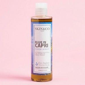 🥳 Skin&Co Roma Blue in Capri Shower Gel